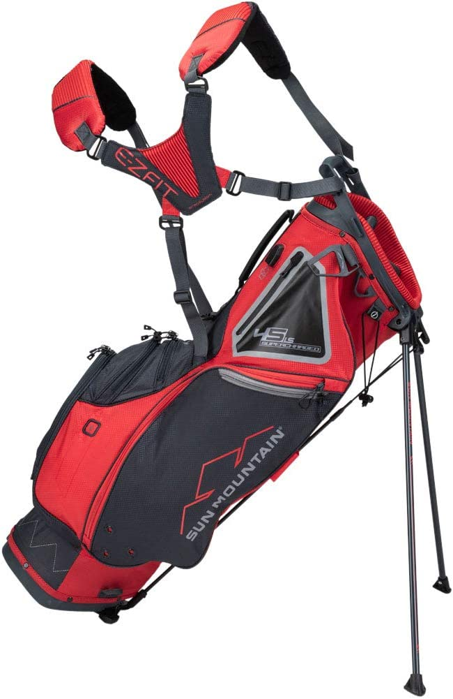 Sun Mountain Golf- Prior Generation 4.5 LS Supercharged Stand Bag
