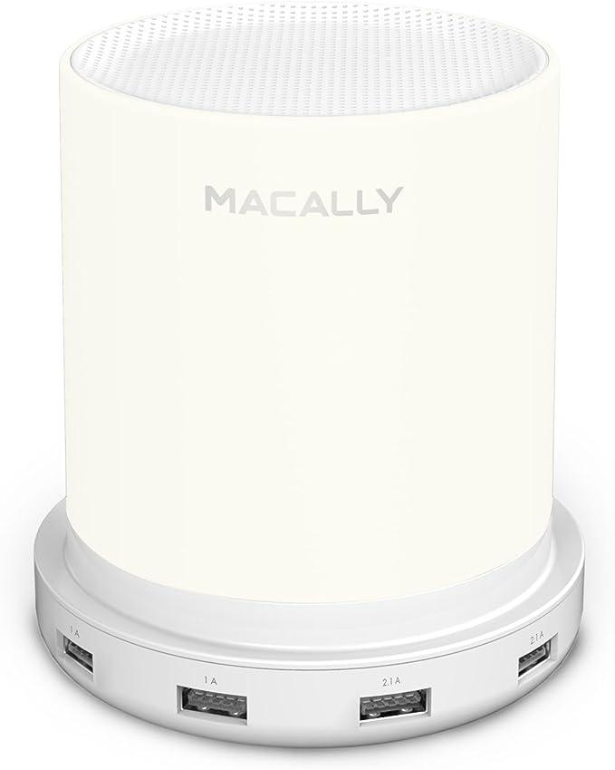 Amazon.com: Macally - lámpara LED para escritorio ...