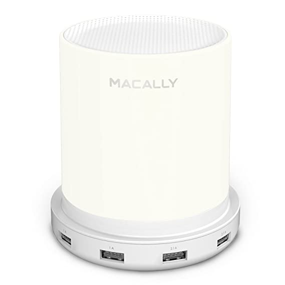 Amazon.com: Macally - lámpara LED para escritorio ...