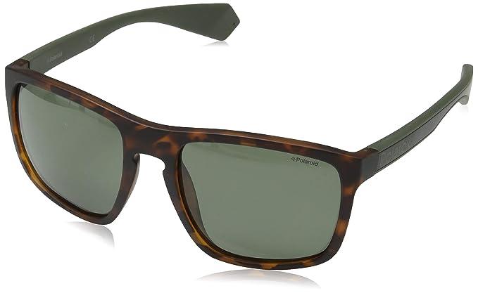 Polaroid PLD 2079/S Gafas de sol, Multicolor (Havgreen), 57 para Hombre