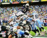LaDainian Tomlinson San Diego Chargers NFL Action Photo (Size: 8