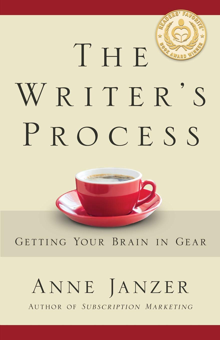 Image result for the writing process anne janzer