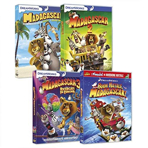 Buon Natale Madagascar.Dreamworks Collection 20 Film Dvd Amazon It Film E Tv