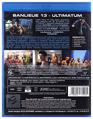 Banlieue 13 [Blu-Ray] (IMPORT) (No English version)