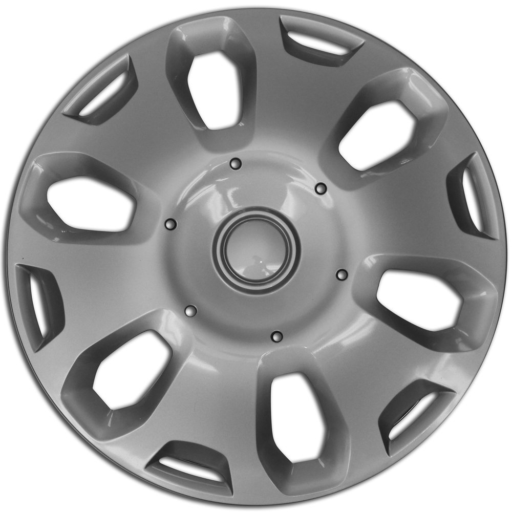 Amazon com hubcap for ford transit single piece wheel cover 15 inch silver replacement automotive