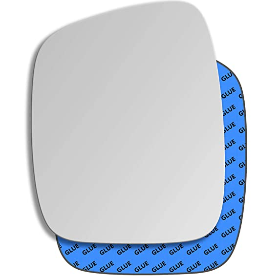 Citroen Nemo 2007-2017 left passenger near side convex mirror glass 97LS