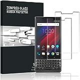 Vetro Temperato Blackberry KEY2 Le, AVIDET Premium 9H Durezza AntiGraffio Senza Bolle Vetro Temperato Screen Protector per Blackberry KEY2 Le - 2 Pezzi