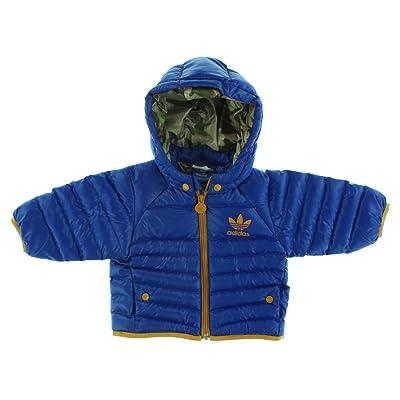 adidas Baby Boys Toddlers Snow Jacket Royal Blue