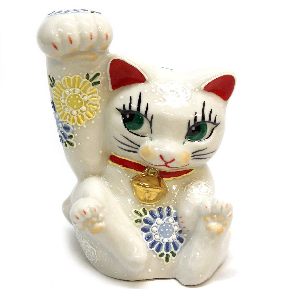 でっかく福を招く!剛腕 招き猫 白盛くん B00JJEU8CI