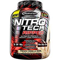 MuscleTech Whey Protein Isolate Powder