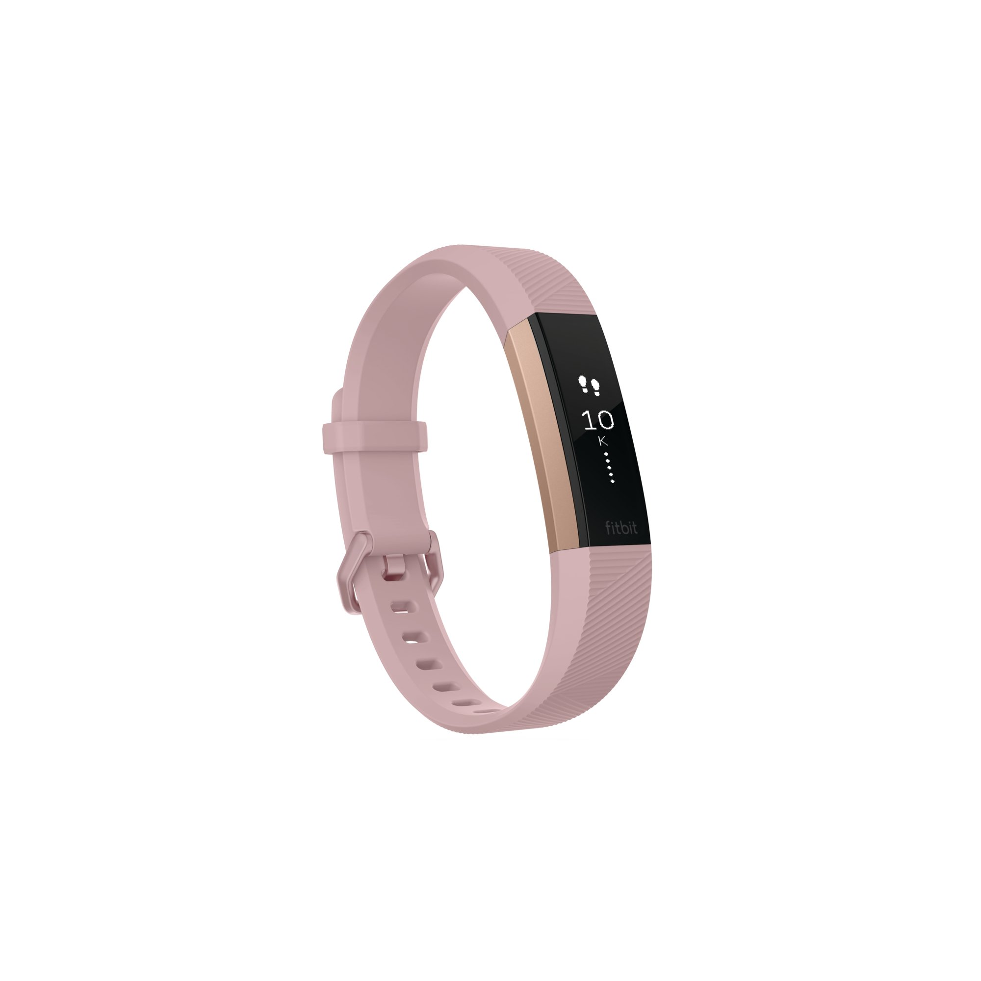 Fitbit Alta HR, Special Edition Pink Rose Gold, Large (US Version) by Fitbit (Image #1)