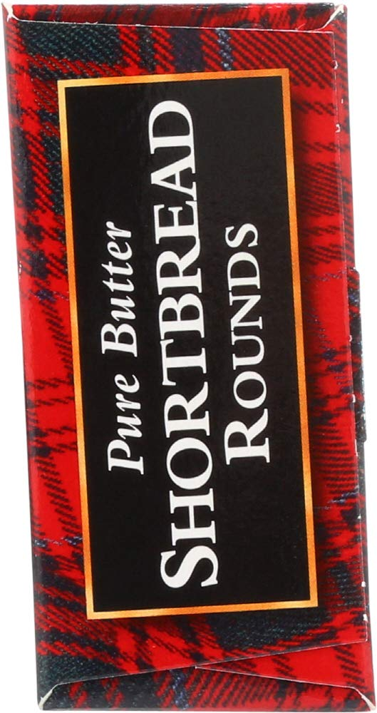 (1 Item ONLY) Pure Butter Shortbread Rounds