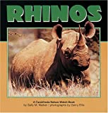 Rhinos, Sally M. Walker, 1575050080