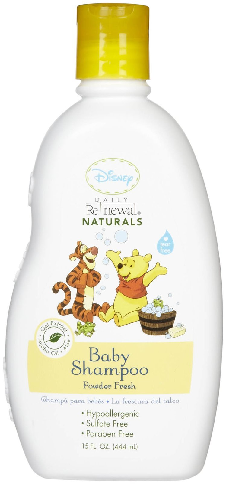 New Windsor Disney Baby Daily Renewal Baby Shampoo - Powder Fresh - 15 oz