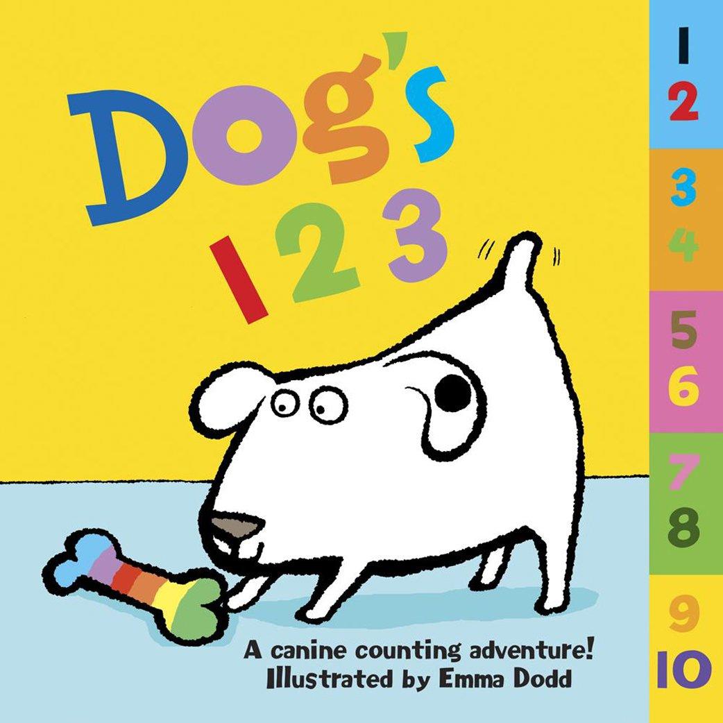 Dog's 123: A Canine Counting Adventure! pdf epub