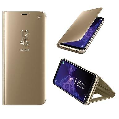 premium selection 11b46 219ad DN-Technology Galaxy S9 Plus Case, Samsung Galaxy S9 Plus Flip Cover ...