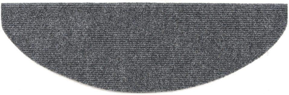 vidaXL 15x Tapis dEscalier Auto-adh/ésif Poin/çon Aiguillet/é Noir Protection