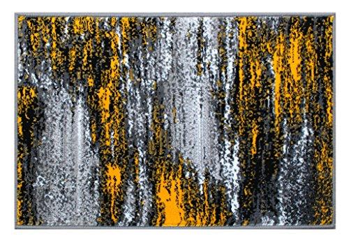 Masada Rugs Modern Contemporary Yellow