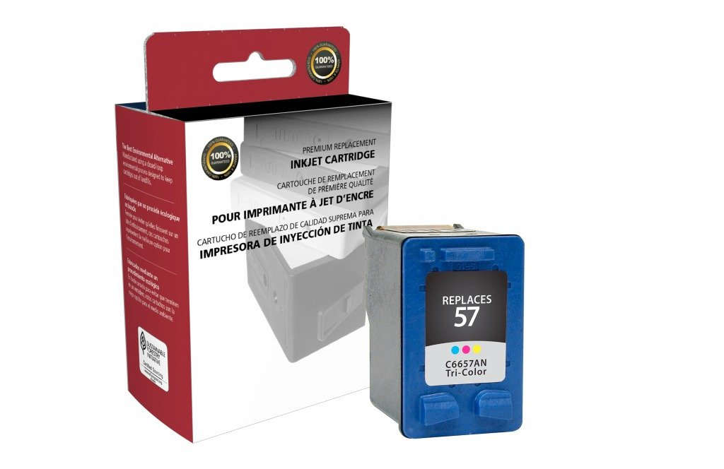 Amazon.com: Remanufactured Tri Color Ink Cartridge for HP ...