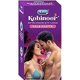 Durex Kohinoor Condoms - 10 Count (Kala Khatta)