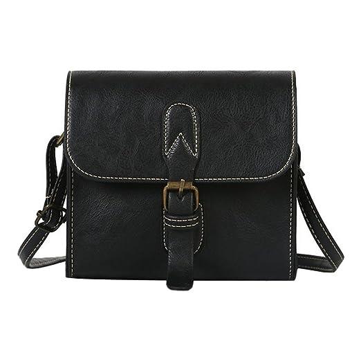 043ac8e70e25 Amazon.com: Fashion Women Bags, Girls Vintage Buckle Flap Bag ...