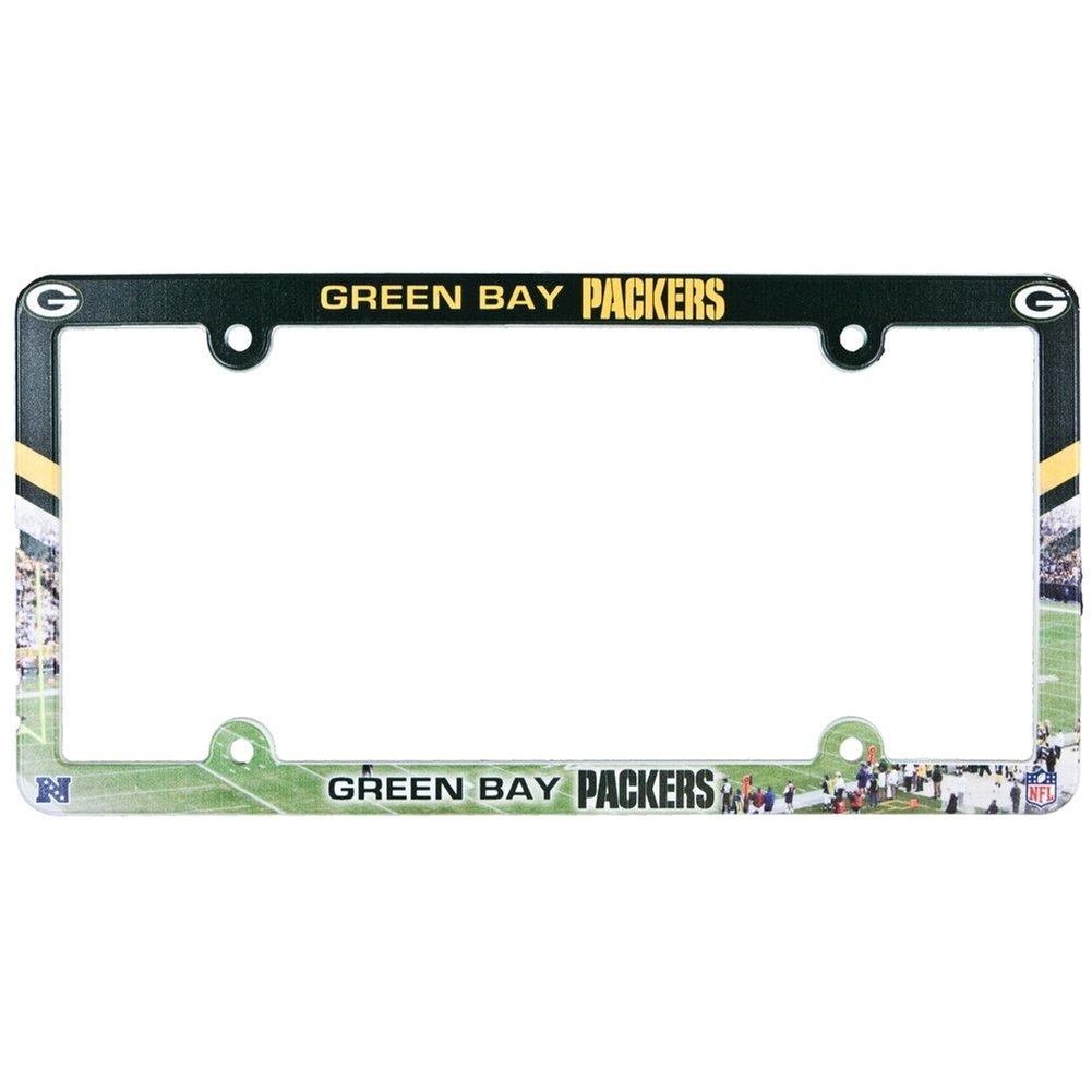 Green Bay Packers – Field Szene Nummernschild Rahmen: Amazon.de ...