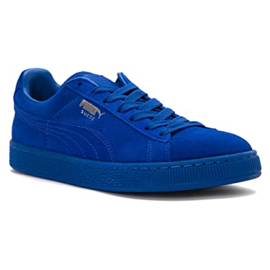PUMA Men's Suede Classic Iced Sneakers PU-12389586 Puma Royal