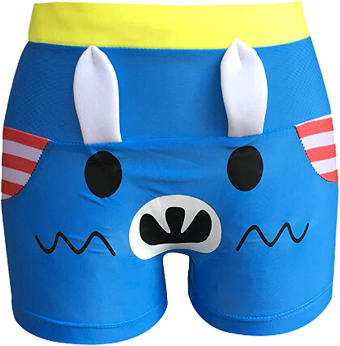 beautyin Boys Swim Trunks Toddler Printed Swim Shorts Kids Quick Dry Beachwear