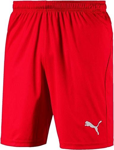 Puma Liga Shorts Core with Brief Chándal, Hombre: Amazon.es: Ropa ...