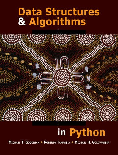 Data Structures and Algorithms in Python by Wiley