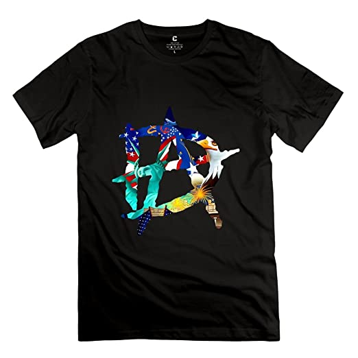6a61d838 Amazon.com: PCY Men's Make Your Own Dean Ambrose Logo Best Graphic Tees XL  Black (6168440170234): Books