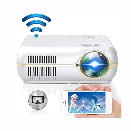 Ai LIFE Wireless Synchronize Smart Phone Screen Proyector Full HD ...
