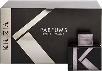 Krizia - Perfume para hombre (50 ml, vaporizador, incluye estuche): Amazon.es: Belleza