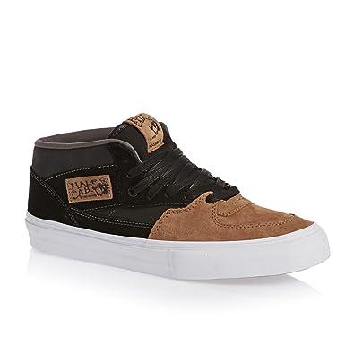 67fe8397060 Vans Men s Half Cab Pro Tan Black Shoe Vfdy59 Tan Black 9 UK  Buy ...