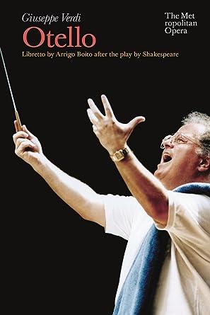 Amazon com: Verdi: Otello (Metropolitan Opera): Jon Vickers