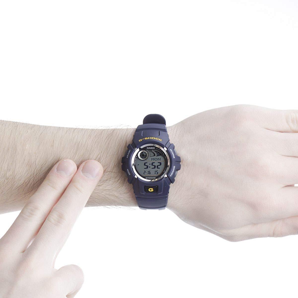 Casio G-Shock herrklocka G-2900F BLÅ