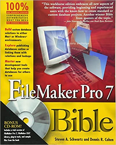 FileMaker Pro 7 Bible: 9780764543470: Computer Science Books