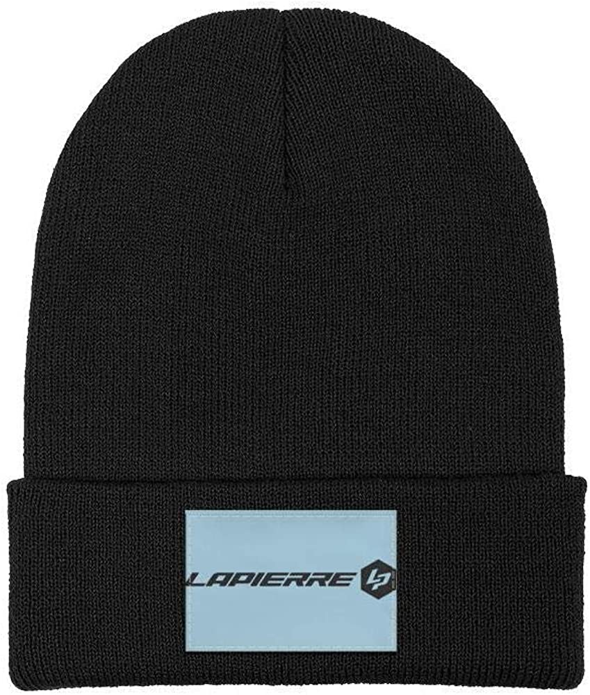 DXQIANG La-Pierre-Logo Men Women Fine Knit Beanies Hat Slouchy Skull Knit Cap