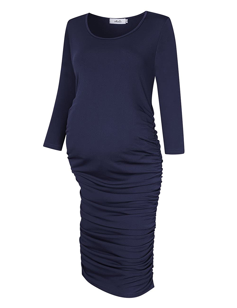 MissQee DRESS レディース B075M9BY4S Medium|Tibetan Blue Tibetan Blue Medium