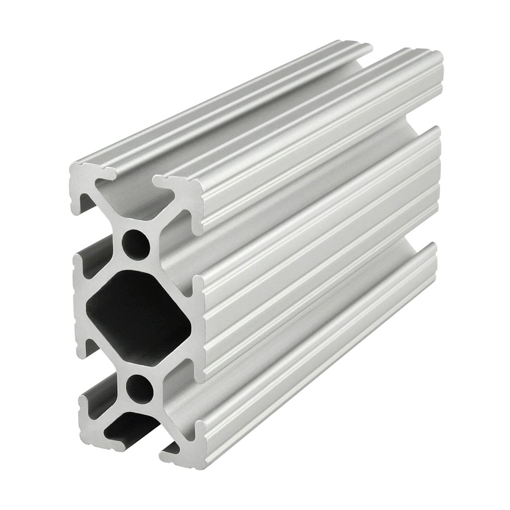 80/20 Inc., 1020, 10 Series, 1'' x 2'' T-Slotted Extrusion x 36''