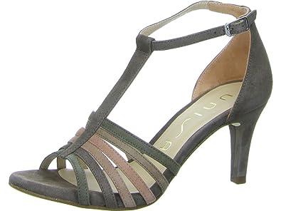 Unisa Damen Sandalette Ocelo Größe 37 Braun (braun)  Amazon.de ... ec510c7a15