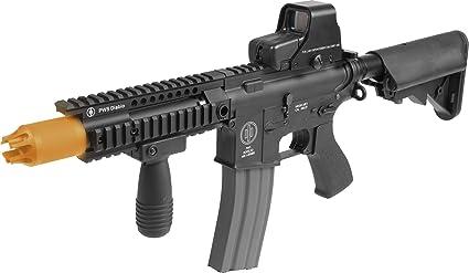 Amazon.com: Evike SOCOM Gear PWS Diablo - Rifle de 7 ...