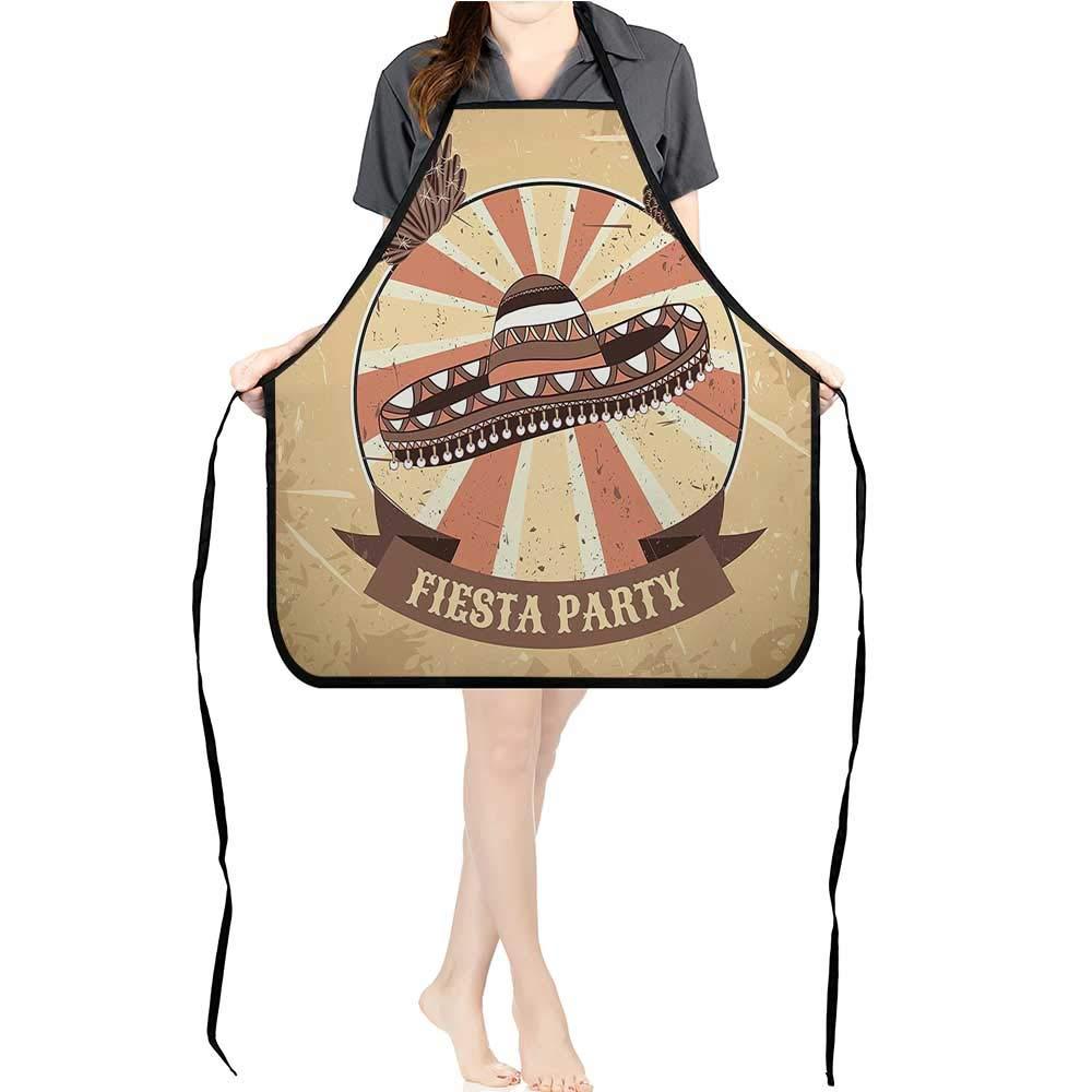 Jiahong パンBBQエプロン 有名ホールストマウンタ村 オーストリアアルプス カントリーサイドツアー 美味しいバーベキューグリルキッチン用 K17.7