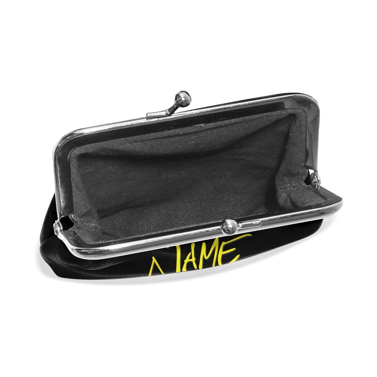 Call Me By Your Name Cute Buckle Coin Purses Buckle Buckle Change Purse Wallets