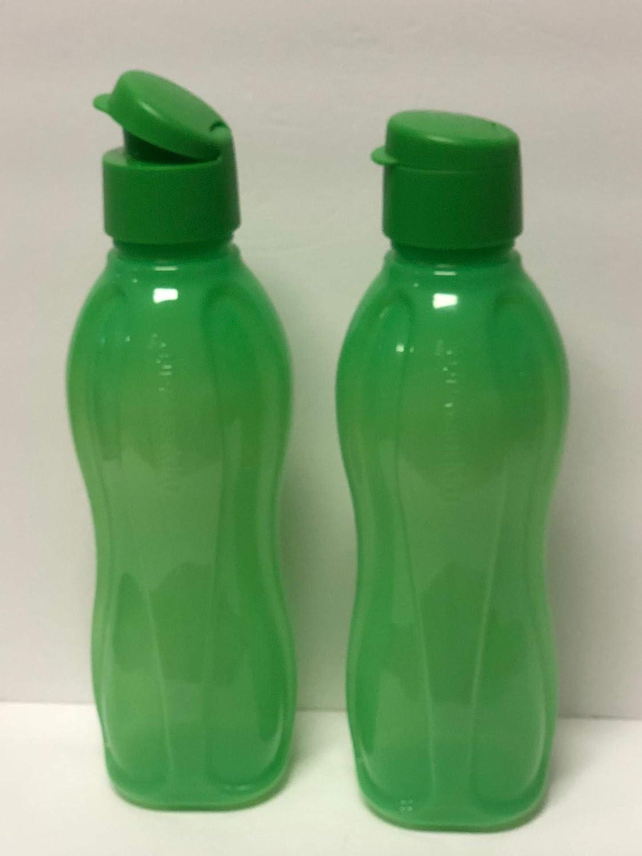 ECO 1L Sports Bottle 2-pc Set Green Tupperware..