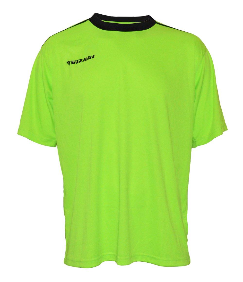 Vizari Velez Jersey B0183UEZK4 Adult Medium ネオングリーン ネオングリーン Adult Medium