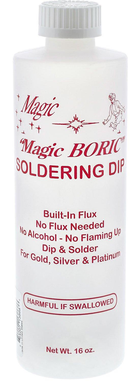 Magic Boric-16 Oz. Bottle (cs/12) Euro Tool