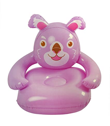 Sofa hinchable para niños. En casa o la piscina (Koala): Amazon.es ...