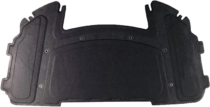 Rivets e46  front lid heat Genuine BMW 3 Series Hood Insulation Pad Heat Liner
