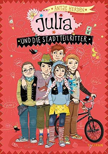 Julia und die Stadtteilritter (Kinderroman)